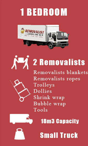 furniture Removalists Ebden