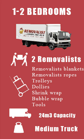 movers in Lancefield
