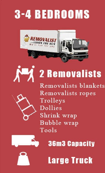 Office Removalists Whitfield